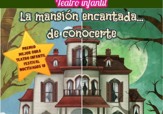 Teatro para niños con ciencia y experimentos en La Cochera Cabaret de Málaga