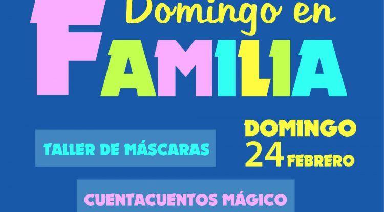 Actividad familiar en el Jardín Botánico La Concepción de Málaga