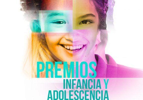 Convocatoria para los premios infancia y adolescencia