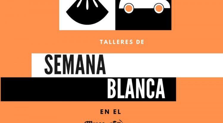 Talleres gratis de Semana Blanca para niños en el Museo Automovilístico y de la Moda de Málaga
