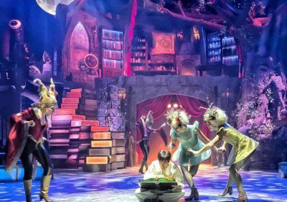 Espectáculo de magia y circo en Málaga para disfrutar en familia