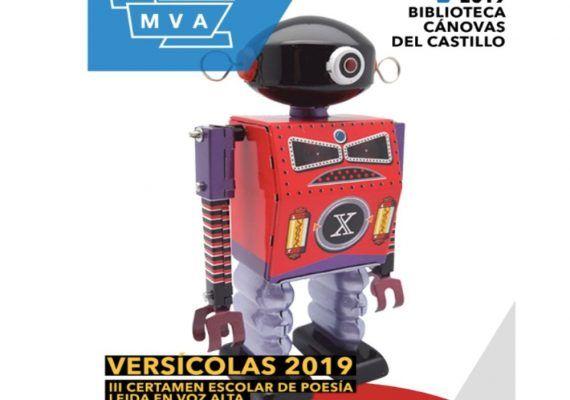 Concurso para niños de lectura de poesía en los colegios de Málaga