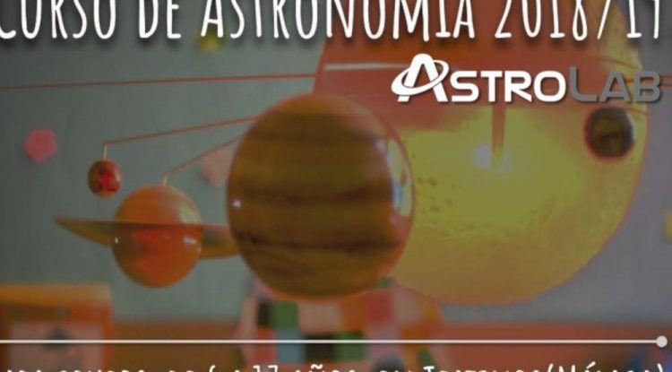 Consigue una clase gratis de astronomía para tu peque por ser lector de La Diversiva