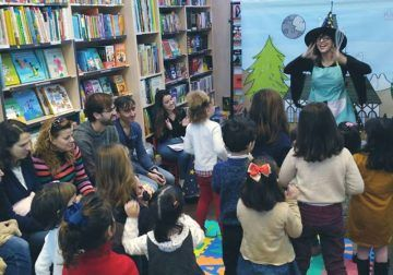 Kids&Us Málaga: un universo de estímulos para el aprendizaje de inglés en niños y niñas