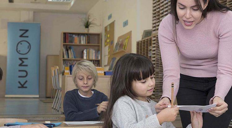 Kumon, el método para impulsar la experiencia escolar seguido por cientos de niños
