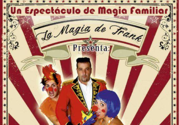 Magia para toda la familia en La Cochera Cabaret de Málaga