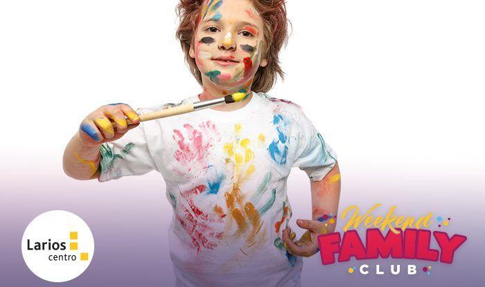 Actividades artísticas gratis para niños en marzo conLarios Centro Málaga