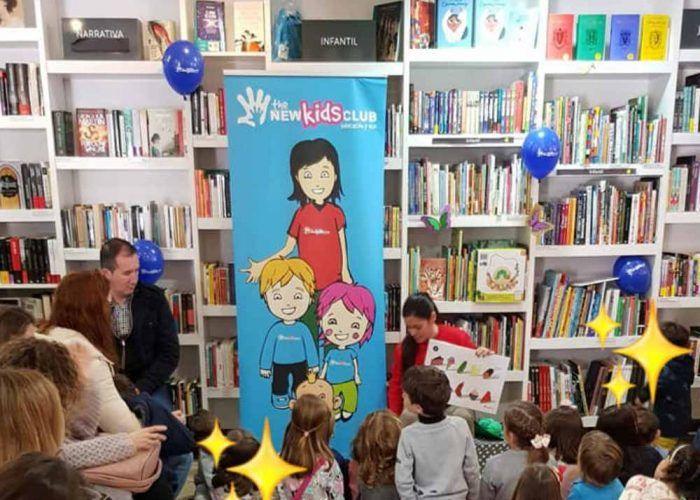 Actividades infantiles gratis para aprender inglés en Agapea Teatinos Málaga en marzo