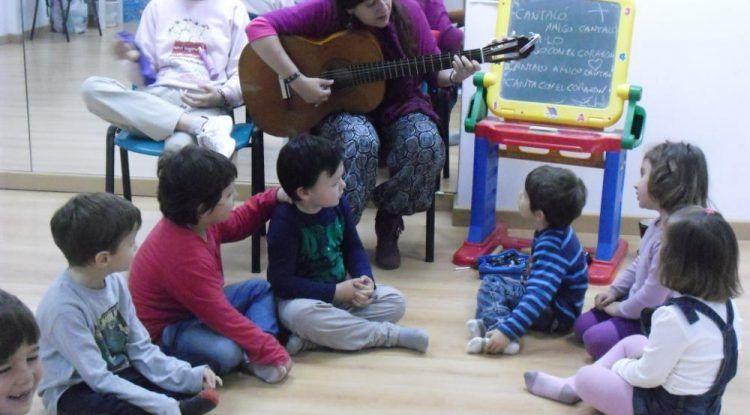 Campamento musical y artístico de Semana Blanca en Torremolinos con PamMusic