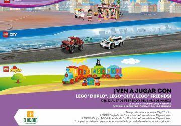 Semana Blanca con Lego gratis para niños en El Ingenio de Vélez-Málaga