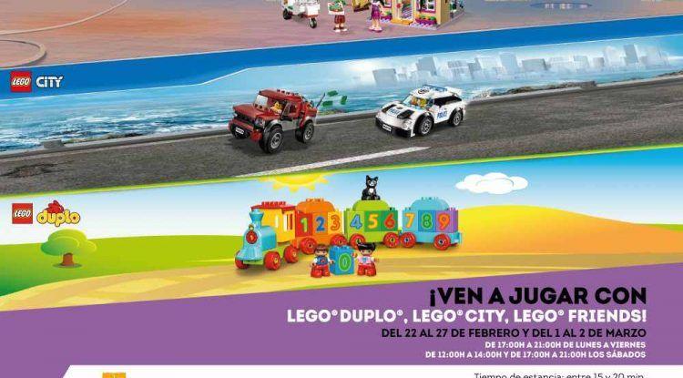 Semana Blanca con Lego: juegos de construcción gratis en El Ingenio de Vélez-Málaga