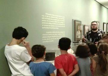 Talleres gratis para niños en la Casa Natal de Picasso en Málaga durante la Semana Blanca
