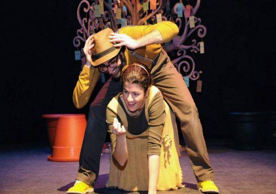Títeres y teatro para bebés y niños en el Cánovas de Málaga en marzo