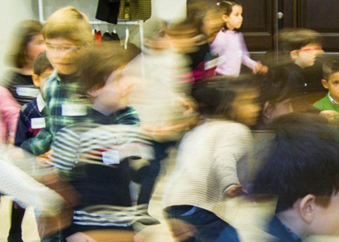 Danza y movimiento para niños en marzo en el Museo Carmen Thyssen Málaga