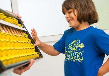 Extraescolares de matemáticas fáciles y divertidas con Aloha Mental Málaga