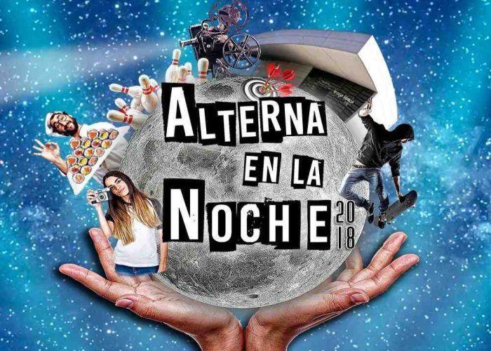 Actividades gratis para jóvenes en Málaga este agosto con 'Alterna en la Noche'