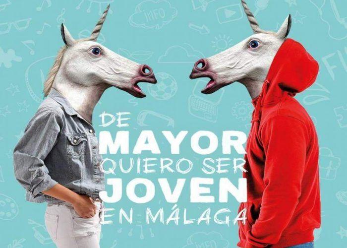 Talleres y actividades gratis para jóvenes los fines de semana en mayo con Alterna en la noche Málaga