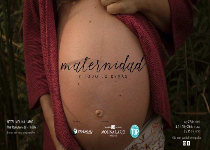 Ciclo de charlas gratuitas para madres y padres sobre maternidad en Málaga