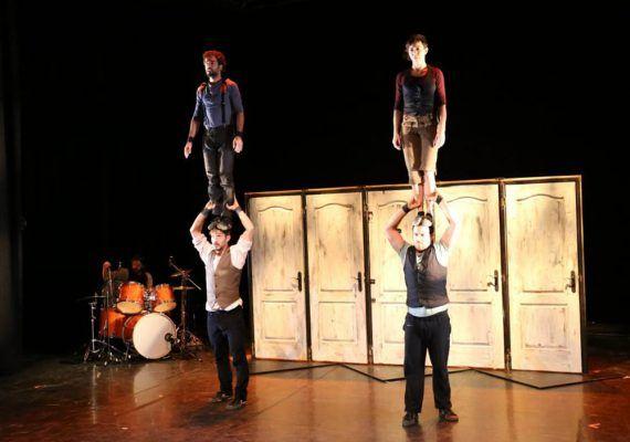 Circo y teatro para bebés en el Cánovas de Málaga en abril