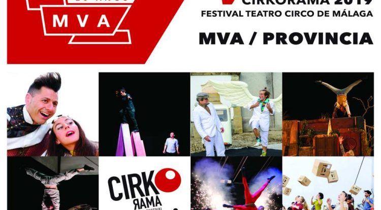 Circo, teatro y talleres gratis para toda la familia con Cirkorama en Málaga y provincia