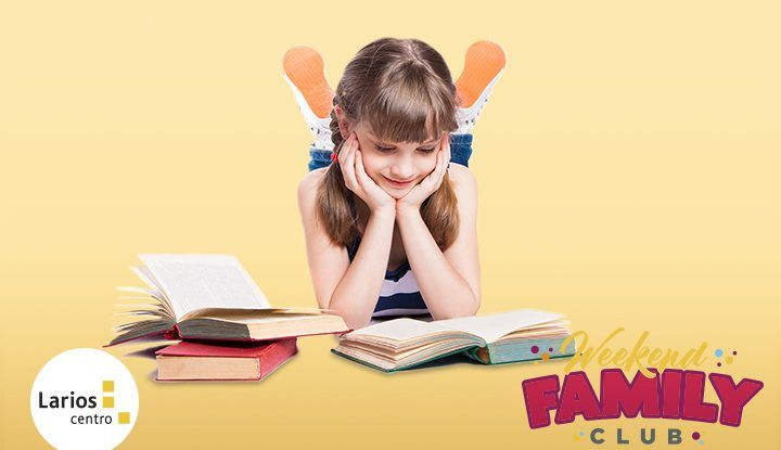 Cuentacuentos infantiles gratis en Larios Centro Málaga durante abril