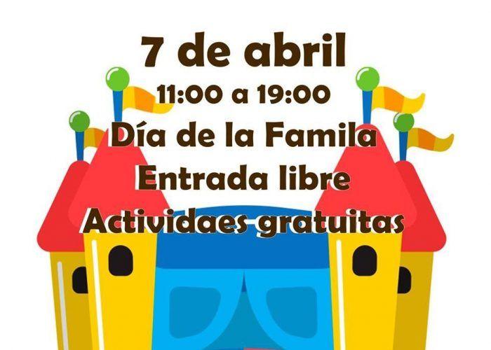Fiesta infantil Día de la Familia gratis en El Romeral (Málaga)
