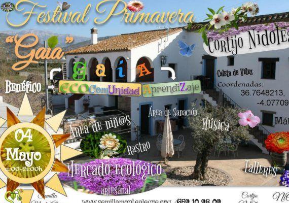 Festival ecológico con talleres gratis para toda la familia en Caleta de Vélez