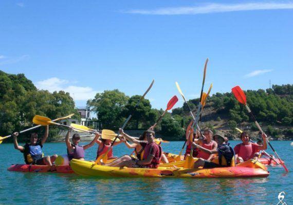 Actividades multiaventura para toda la familia en plena naturaleza con Indian Sport (Málaga)