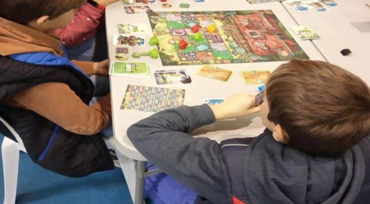 Jornadas gratis de juegos de mesa, videojuegos y scaperoom para toda la familia en Campanillas (Málaga)