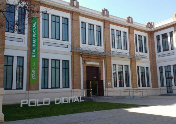 Polo de Contenidos Digitales de Málaga (Tabacalera)