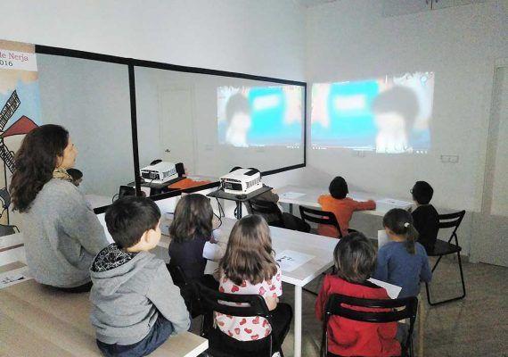 Talleres creativos para niños en la nueva academia de Artenanos en Torremolinos