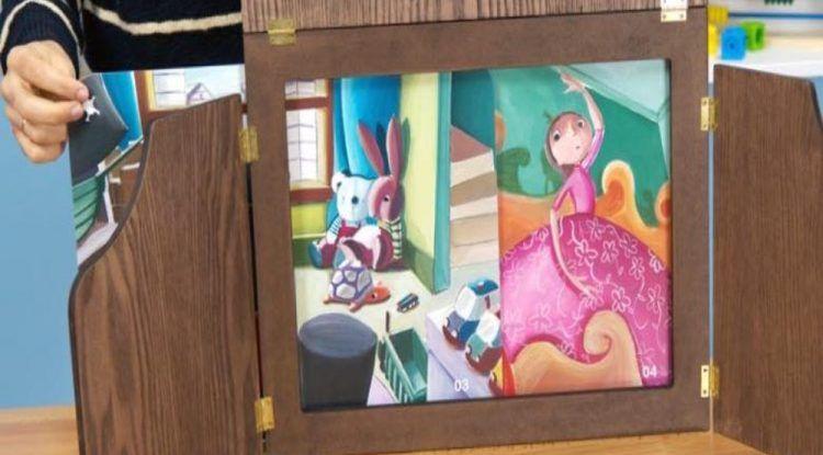 Taller infantil gratis sobre ilustración en el centro de Málaga