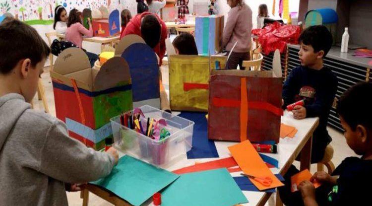Talleres artísticos para niños y jóvenes esta Semana Santa en el Museo Picasso Málaga
