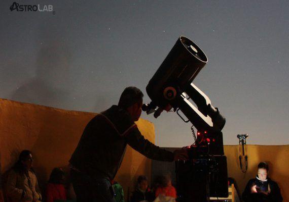 La Diversiva y Astrolab realizan un sorteo de 2 entradas para la observación solar con un telescopio Hidrógeno Alpha