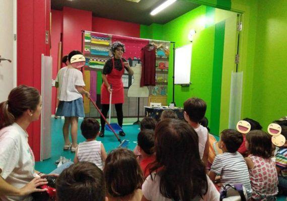 Cuentacuentos gratis en inglés para niños con Kids&Us en Las Chapas (Málaga)