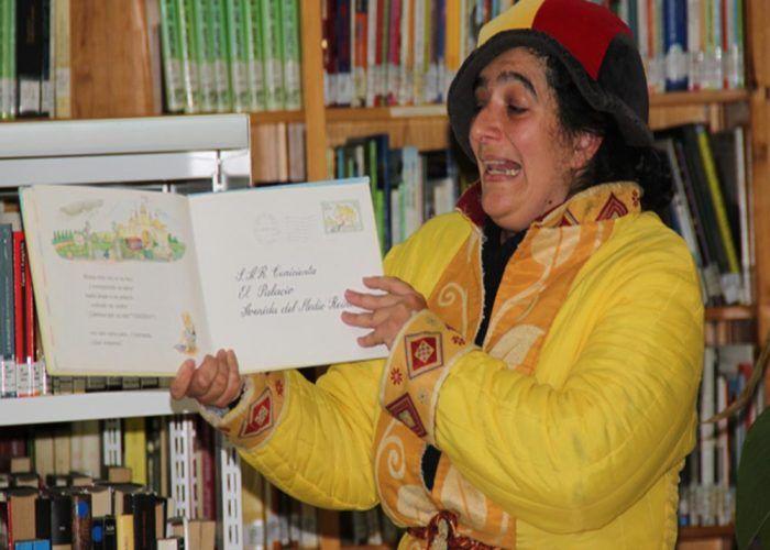 Cuentacuentos y teatro de títeres para niños gratis en la Biblioteca Provincial de Málaga