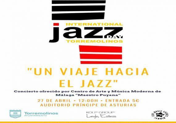Concierto de jazz con niños en Torremolinos de la mano del CAMM Málaga