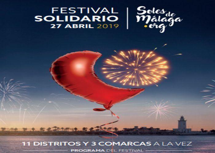 Festival solidario con actividades gratis para niños en 14 lugares de Málaga a la vez
