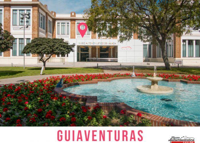 Disfruta de forma interactiva del Museo Automovilístico y de la Moda de Málaga con su aplicación Guiaventuras