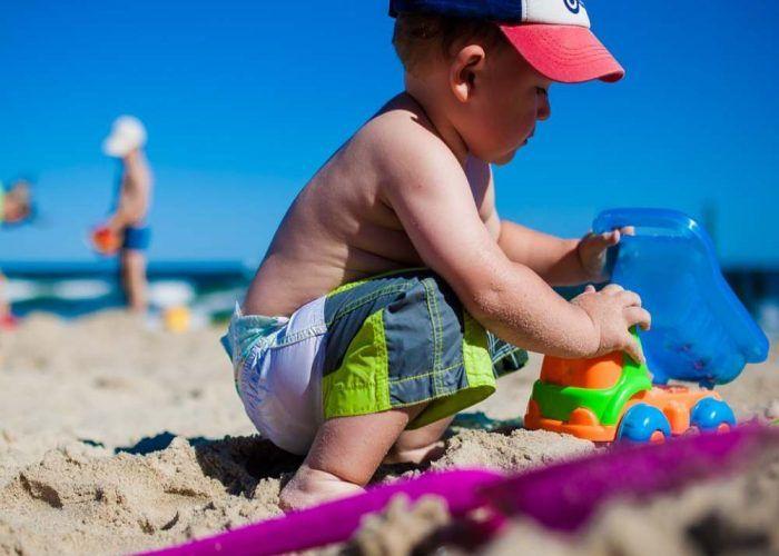 Menús saludables para tomar con niños en la piscina o en la playa