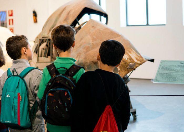 Semana Santa gratis para niños con los talleres del Museo Automovilístico y de la Moda de Málaga