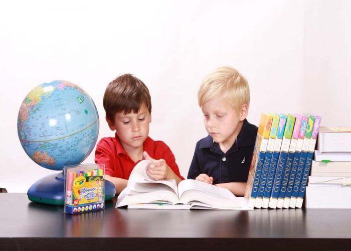 Niños lectores, adultos más seguros