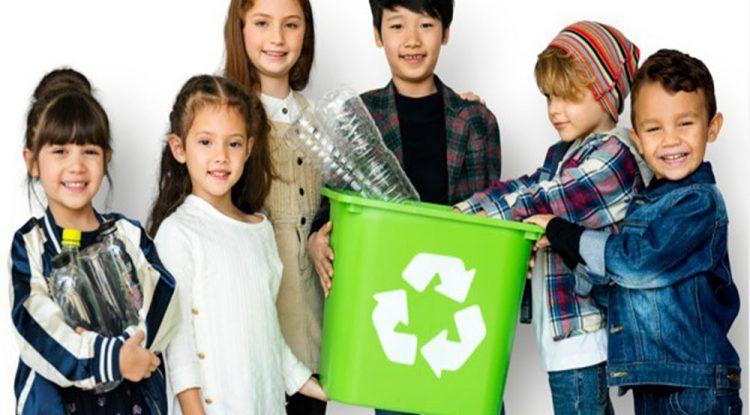 7 consejos para que los peques reciclen en el aula