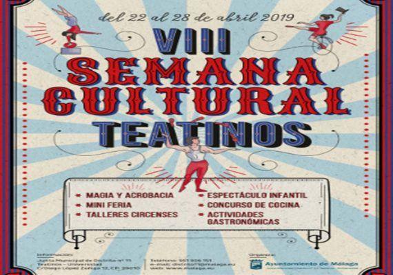 Actividades gratis para niños y jóvenes en la Semana Cultural del Teatinos (Málaga)