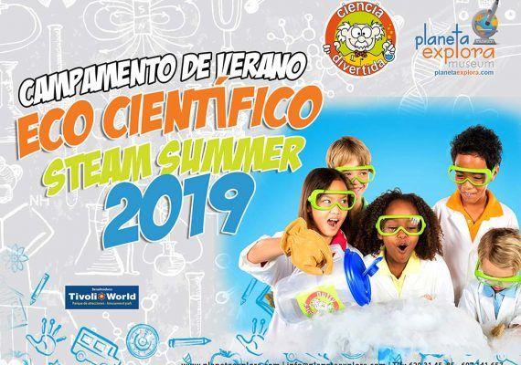 Campamento de Verano para los peques interesados en la ciencia en Benalmadena