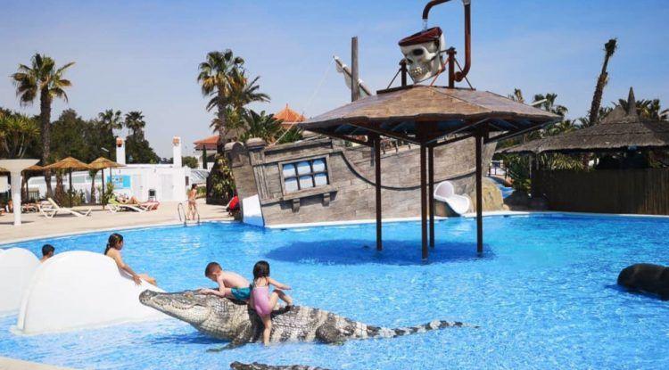 Mejores campings para ir con niños en España