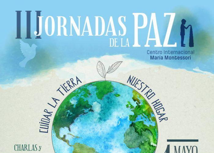Charlas y talleres para toda la familia en el centro Montessori de Málaga por sus Jornadas de la Paz