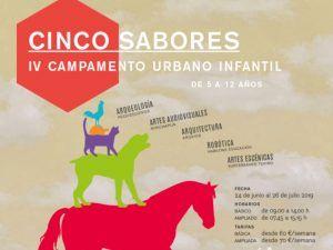 Cinco Sabores 2019, el campamento de verano para niños de La Térmica Málaga