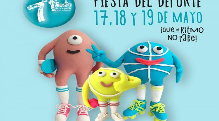 Vuelve la fiesta del deporte con actividades gratis para los peques del 17 al 19 de mayo