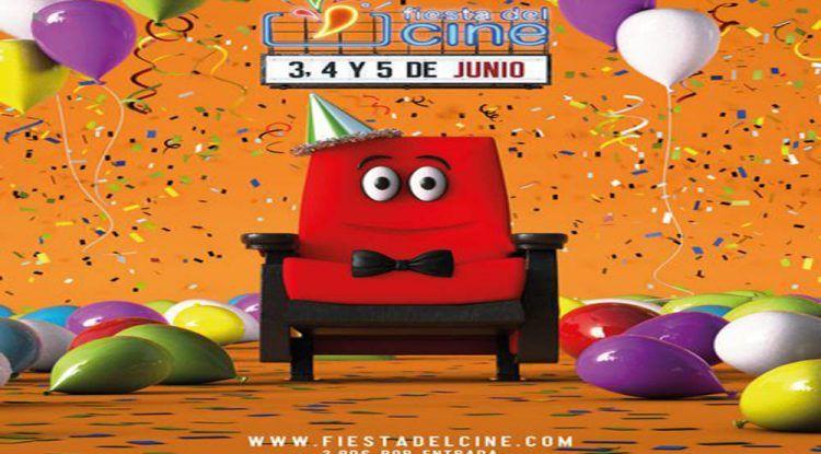 Regresa la Fiesta del cine con pelis infantiles y familiares para ver en Málaga por 2.90 euros